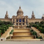 Museu Nacional d´Art de Catalunya in Barcelona