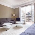 Barcelona Center Exclusive living room